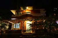 6 A/C bedrooms; 6 baths, Plus 2 living rooms/kitchen, Book 1 to 6 BHK